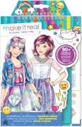 Make_It_Real - Mode Skizzenbuch Digitaler Traum
