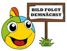 NICI Sticker-Malbuch Theodor mit Freunden DINA4