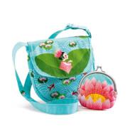 Kindertasche mit Geldbeutel: Miss waterlily