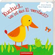 Kuckuck, wo ist das Ei versteckt?