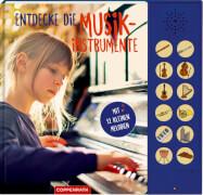 Entdecke die Musikinstrumente - Mit 12 k