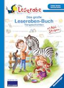 Ravensburger 36559 Das große Leseraben-Buch - Tiergeschichten