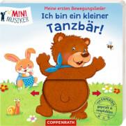 Bewegungslieder: Ich bin ein kleiner Tanzbär! (Mini-Musiker)