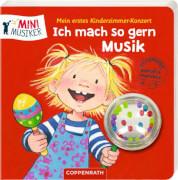 Kinderzimmmer-Konzert: Ich mach so gern Musik (Mini-Musiker)