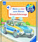 Ravensburger 32965 WWW junior zum Hören2: Einsatzfahrzeuge