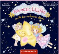 CD Hörbuch: Prinzessin Lillifee sucht den verlorenen Stern